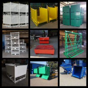 progettazione contenitori